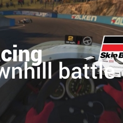 "iRacing - ""Track Battle""   Skip Barber @ Mt. Panorama   VR"