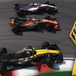F1 2017 Career Round 7: Canada - CRAZY OVERTAKES AND WTF VETTEL?!