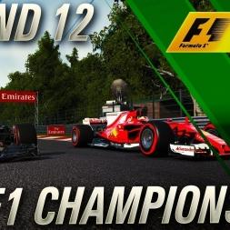 F1 2017 | FIA F1 Championship Belgium GP