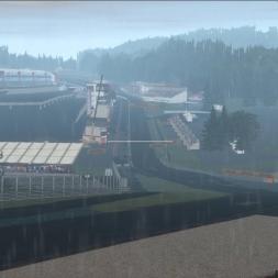 rF2 | RacingClub Ferrari 458 URD @ SPA 2xHotlap | xDevildog