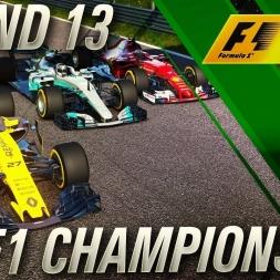 F1 2017 | FIA F1 Championship Italy