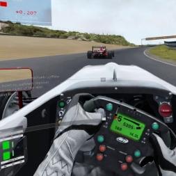 #TeamSeb live 2x20 Min Zandvoort Formula Abarth @Racedepartment.com Rennen 1