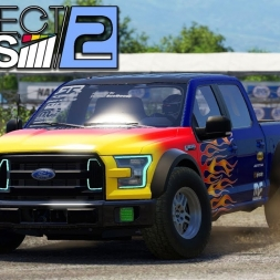 Project CARS 2 - Ford F150 RTR Funhaver at DirtFish (WIP) (PT-BR)
