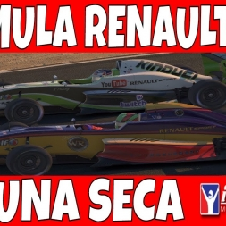 iRacing Formula Renault 2.0 at Laguna Seca S4 2017 - Starting from 24th