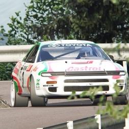Assetto Corsa - Toyota Celica GT4 ST185 @ Trento-Bondone