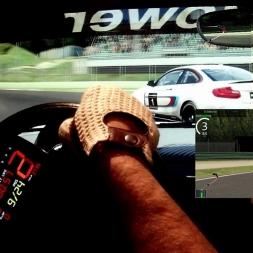 AC - Imola - BMW 235i - online race 1