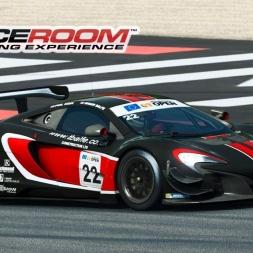Raceroom - McLaren 650 S GT3 at Imola (PT-BR)