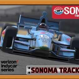 """""""iRacing Track Guides: IndyCar at Sonoma Raceway - IRL"""""""