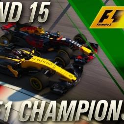 F1 2017   FIA F1 Championship Malaysia