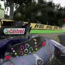 F1 2017 LEAGUE: Monza