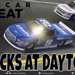 Nascar Heat 2 - Trucks at Daytona