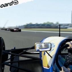 Assetto Corsa Mixed Reality Riccardo Patrese Vs Nigel Mansell 1991 Battle At Silverstone