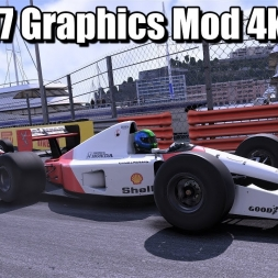 F1 2017 - First Ultra Graphics mod (4K)