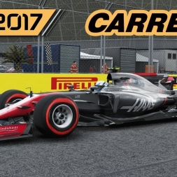 F1 2017 Career Mode - Russian GP #4 (PT-BR)