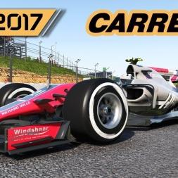 F1 2017 Career Mode - Spain #5 (PT-BR)
