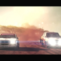 [DIRT3: Complete Edition] - Fiat 131 Abarth - Rally - Logitech G27 - Full HD