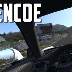 Glencoe - Free Roam for Assetto Corsa