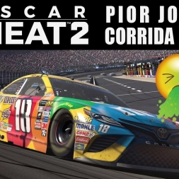 NASCAR HEAT 2 IS THE WORST RACING GAME OF 2017
