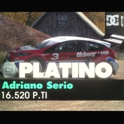 [DIRT3: Complete Edition] - Ford Fiesta HillClimb - Drift Showcase - Logitech G27 - Full HD