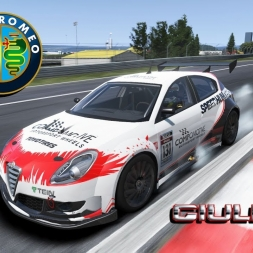 Project Cars * Alfa Romeo Giulietta [mod download]