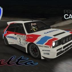 Project Cars * Lancia Delta [mod download]