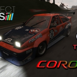 Project Cars * Toyota Corolla GTS (AE86) [mod download]