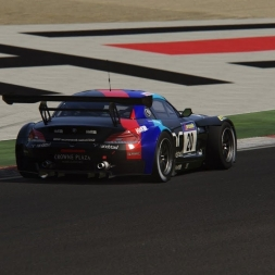 Assetto Corsa (1.14.4) - Refreshing memories - BMW Z4 GT3 @Imola
