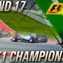 F1 2017 | FIA F1 Championship USA