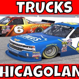 iRacing Trucks at Chicagoland #1