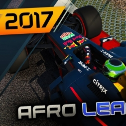 F1 2017: AfRo League Chinese Grand Prix