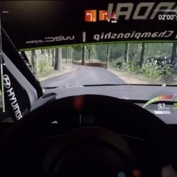 WRC 7 - Rally Poland - Chmielewo Hyundai i20 WRC