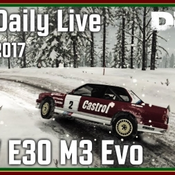 DiRT 4 - Daily 28/08/17 - BMW E30 M3 Evo Rally
