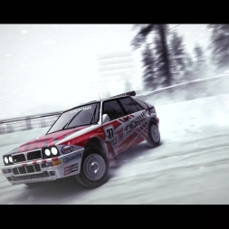 [DIRT3: Complete Edition] - Lancia Delta HF Integrale - Rally - Logitech G27 - Full HD