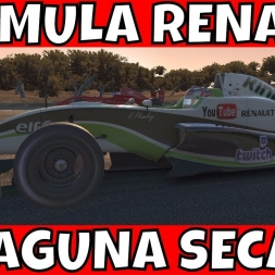 iRacing Formula Renault 2.0 at Laguna Seca S4 2017 #3