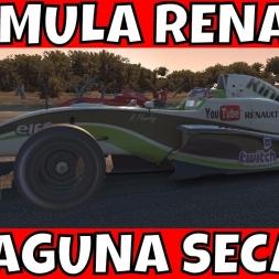 iRacing Formula Renault 2.0 at Laguna Seca S4 2017 #3