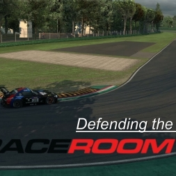 RaceRoom Racing Experience - Leaderboard Challenge - Defending the Pole - BMW Z4 GT3 @Imola
