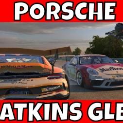 iRacing Porsche 911 GT3 Cup at Watkins Glen #2