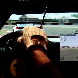 AC - Nurburgring - Ferrari 458 GT2 - online race