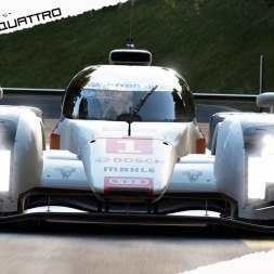 Project Cars Audi R18 e-tron quattro waiting for Project Cars2