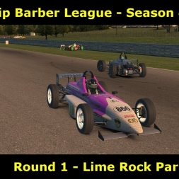 iRacing - Skip Barber UK and I League Lime Rock