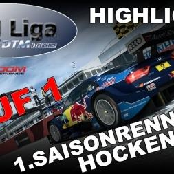 RaceRoom   VTM Liga   1. Saisonrennen   Lauf 1   Hockenheim