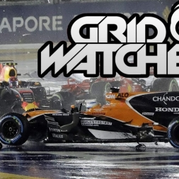 HUGE CRASH IN SINGAPORE! - GRID WATCHERS PODCAST #17