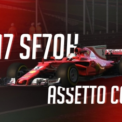 Assetto Corsa | 2017 SF70H  - Red Bull ring lap