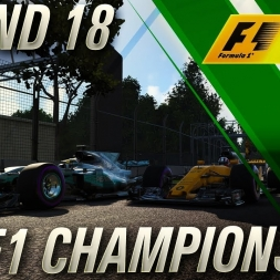 F1 2017 | FIA F1 Championship Mexico