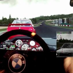 AC - Nurburgring - BMW M3 E30 - online race