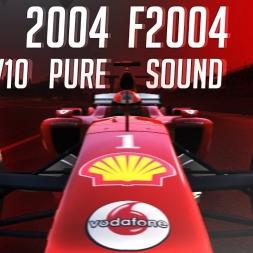Assetto corsa | 2004 F2004 - v10 engine pure sound
