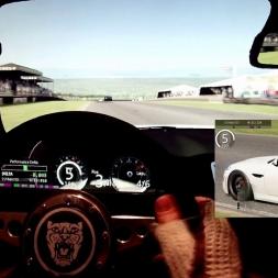 AC - Goodwood - Jaguar XKR-S - 100% AI race