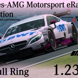 RaceRoom | Mercedes eRacing Competition | Round 8 | Red Bull Ring | 1.23,435