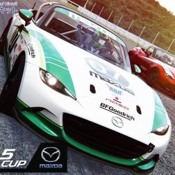 Assetto Corsa - REDROAD OnLine - Miata MX5 Cup @ Okayama - PC 60FPS