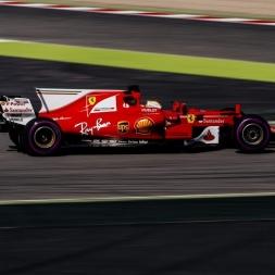 Assetto Corsa Ferrari SF70H @ Austria